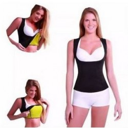 CHALECO CAMI HOT REDU SHAPERS